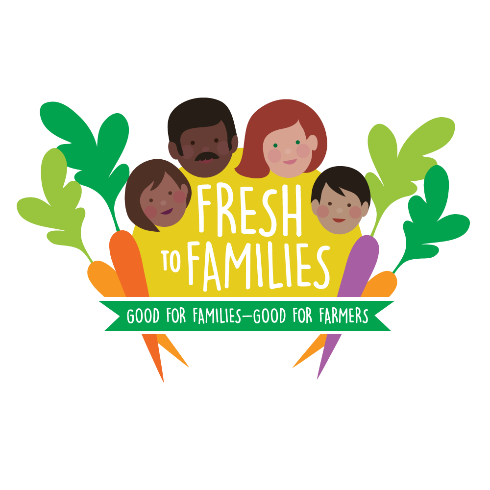 Fresh to Families Logo