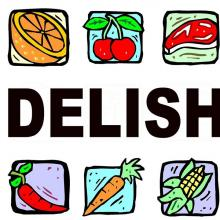 Delish Catering Logo